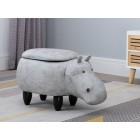 Hippo Storage Stool