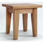 Camberley Oak Side / Lamp Table