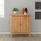 Hereford Oak Small Cupboard