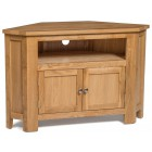 Waverly Oak 2 Door Corner TV Unit