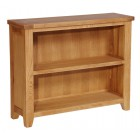 Cotswold Small Wide Bookcase
