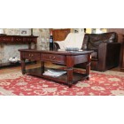 La Roque Coffee Table With Drawers