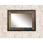 Urban Chic Mirror  Medium (Hangs landscape or portrait)